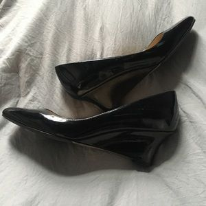Cole Haan Patent Wedge